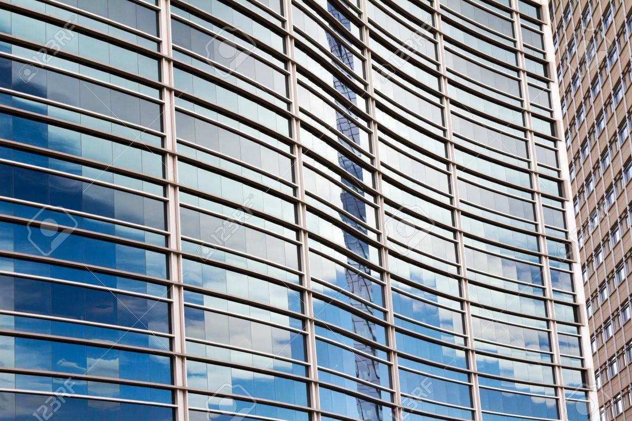 Glass office windows - Glass Office Windows Background Pattern Stock Photo 15847301