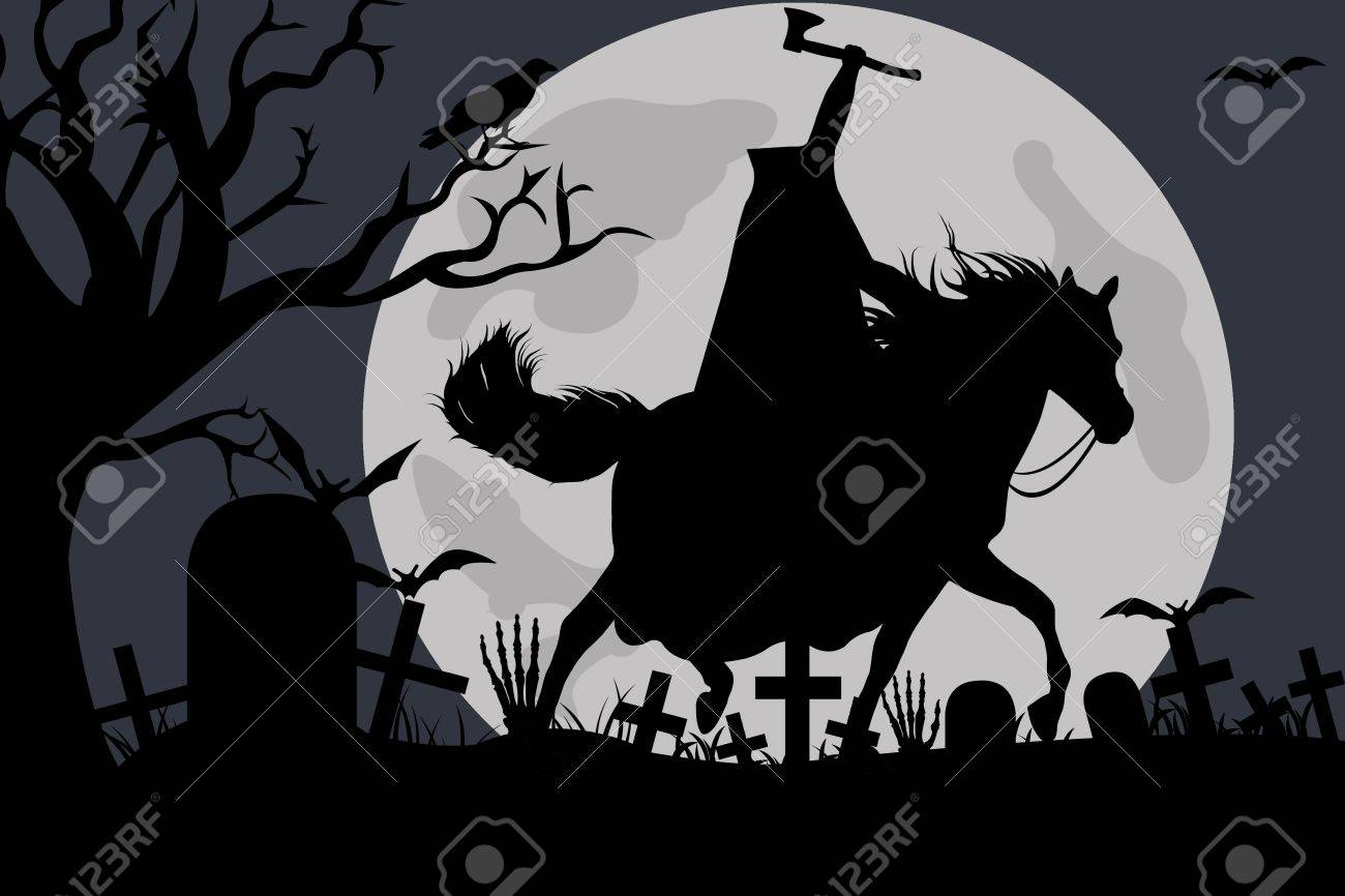 headless horseman stock photos royalty free headless horseman
