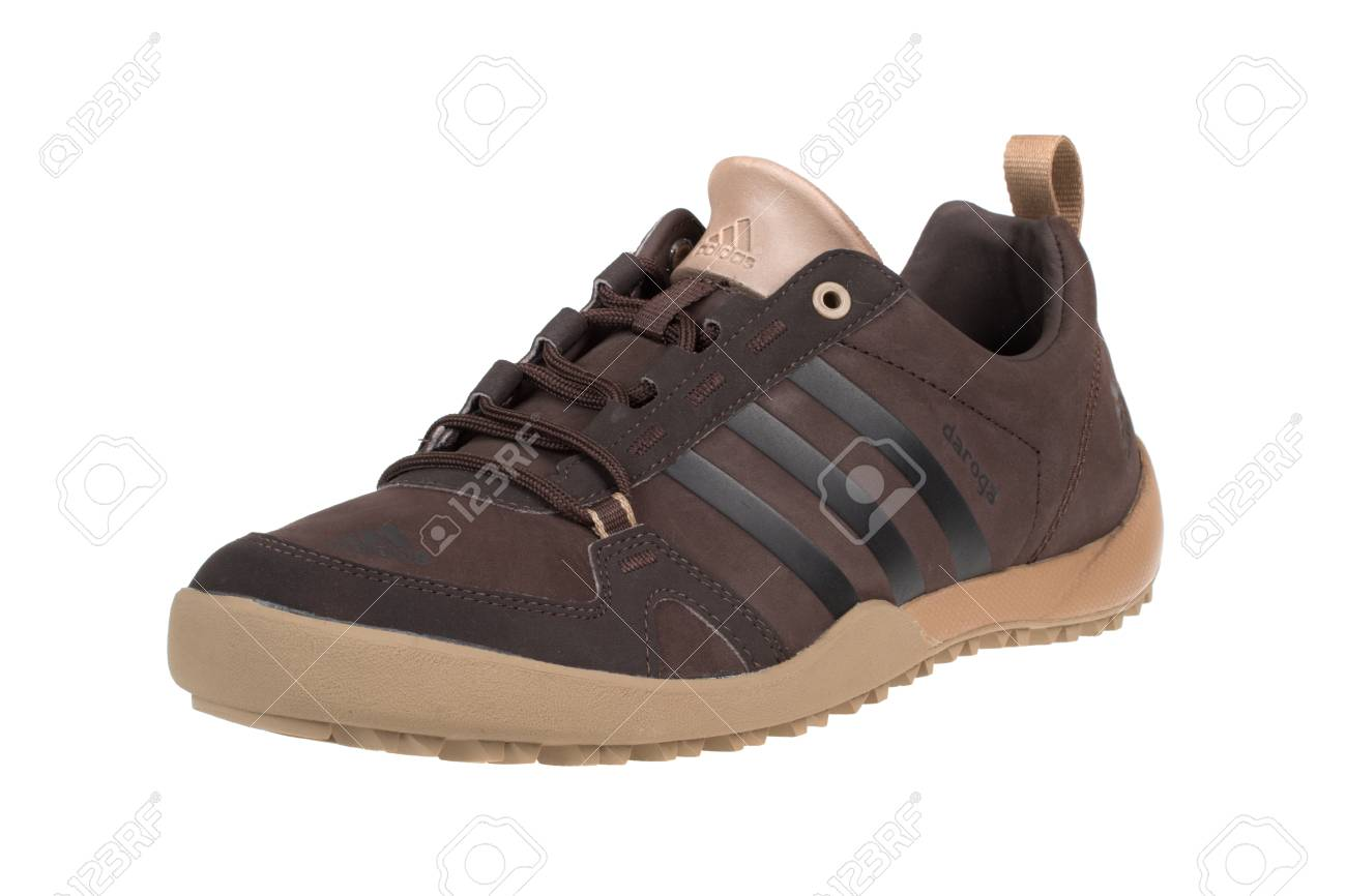 Interpretativo Mínimo Canberra  Varna , Bulgaria - NOVEMBER 26, 2014 : ADIDAS DAROGA TWO 11 LEA.. Stock  Photo, Picture And Royalty Free Image. Image 34704208.