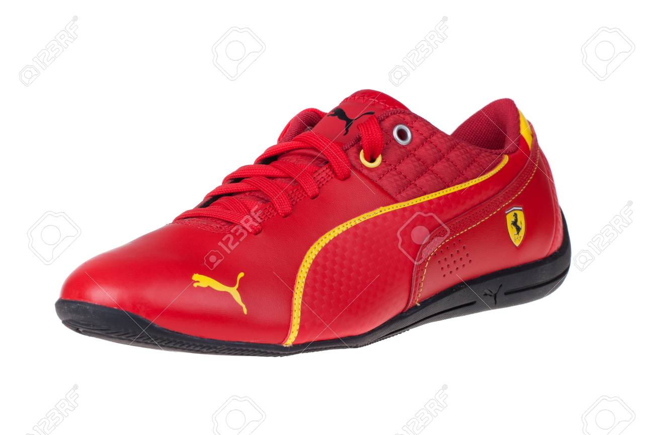 ... czech stock photo varna bulgaria october 11 2014 puma ferrari drift cat  6 sf shoes. 16275a4d5
