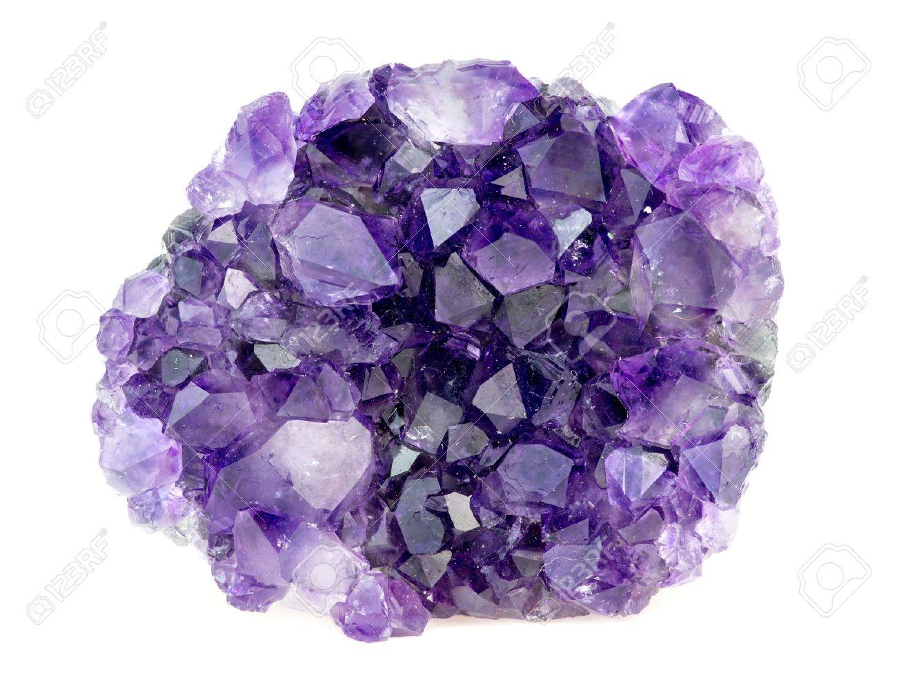 paarse edelsteen