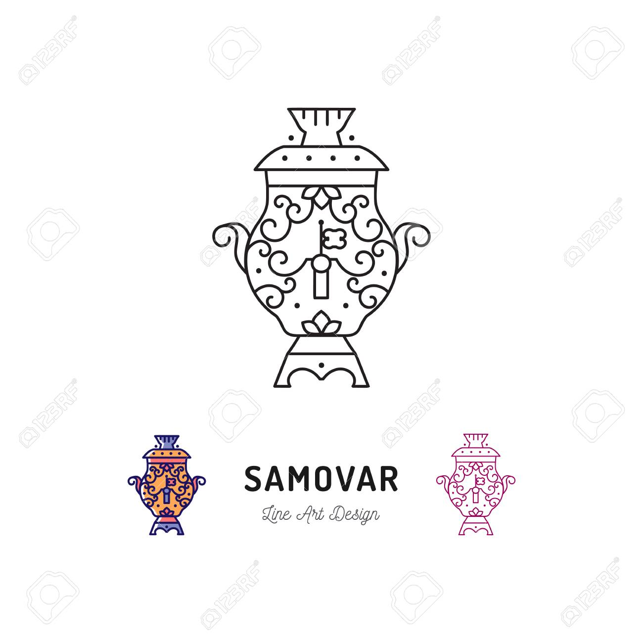 Samovar Tea Russian Food And Drink Traveling In Russia Ultra