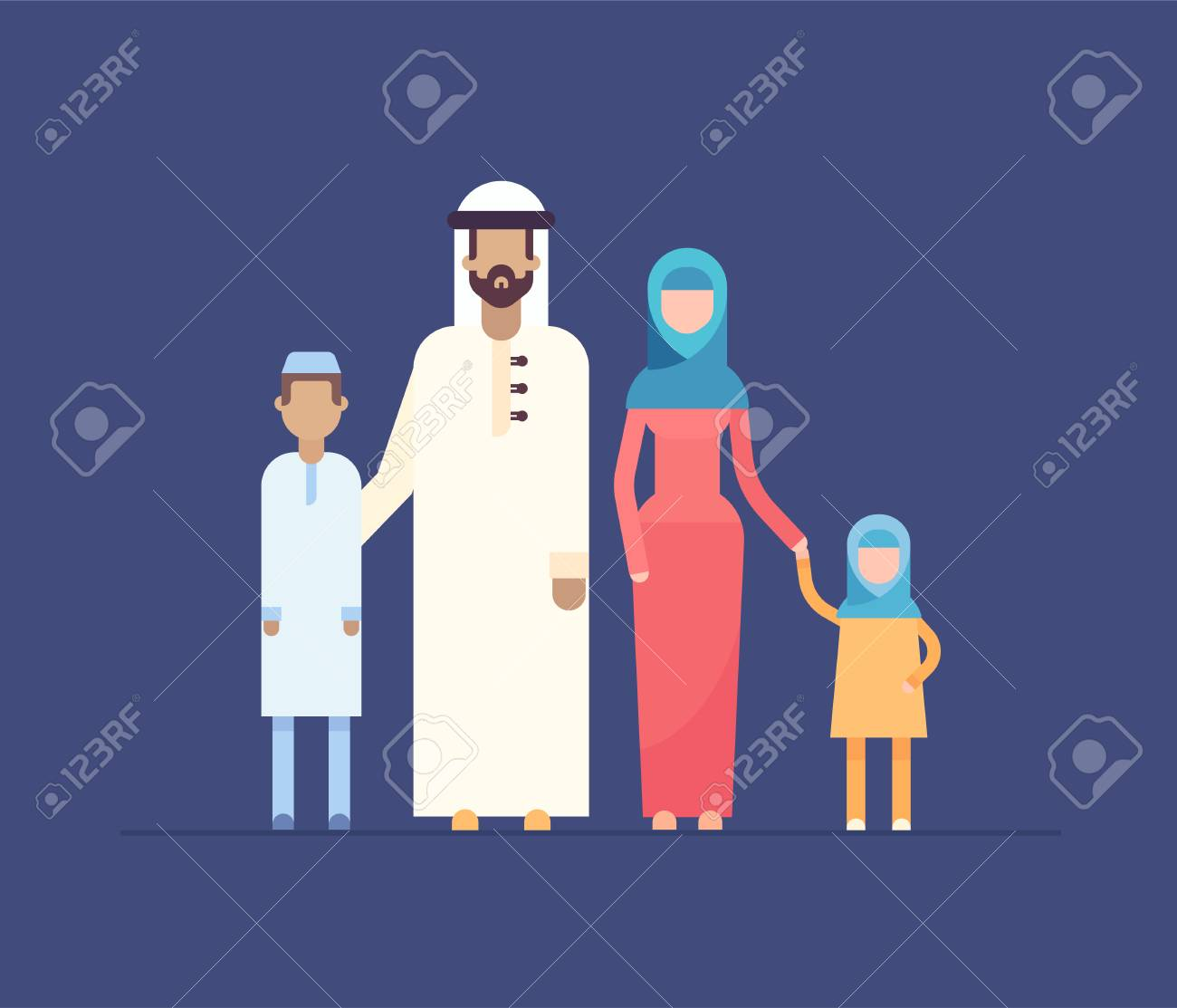 traditional family vs modern family