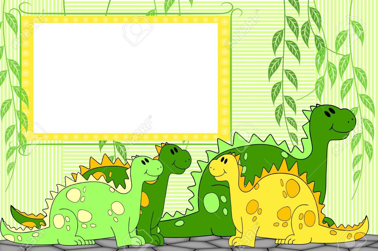 Libro De Recuerdos Del Cabrito Con Dragones O Dinosaurios - Marcos ...