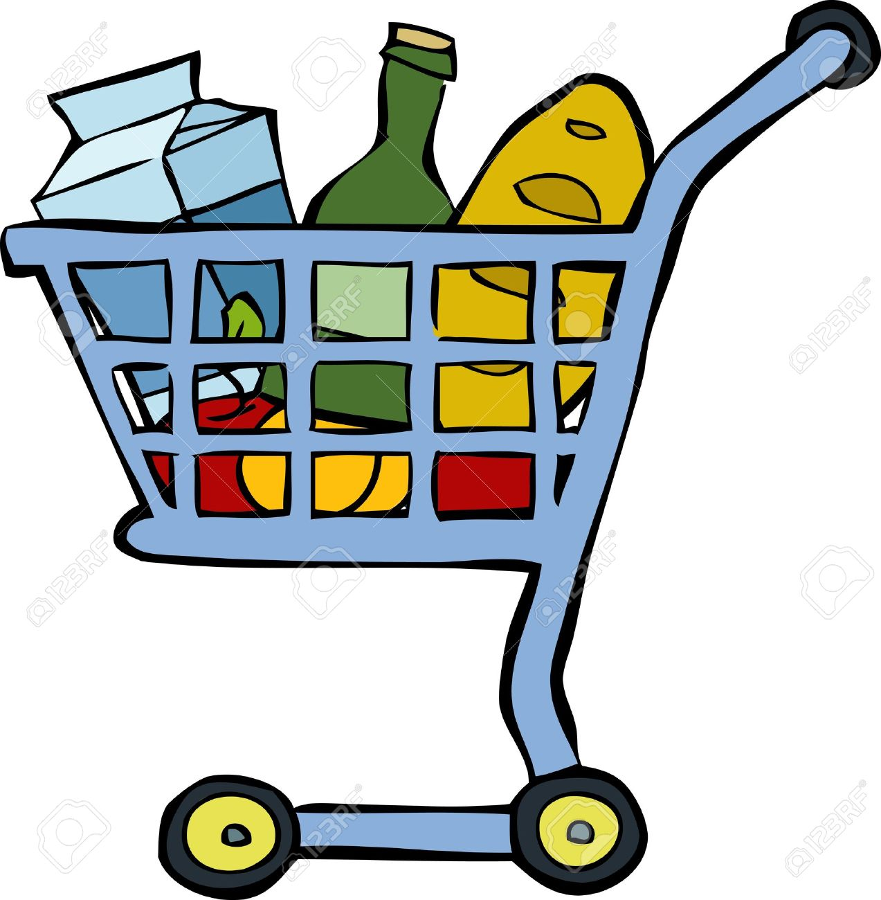 Image result for grocery cart