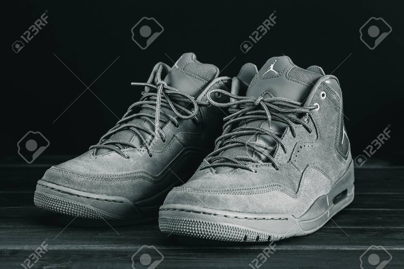 February 2019: Nike Jordan Courtside 23
