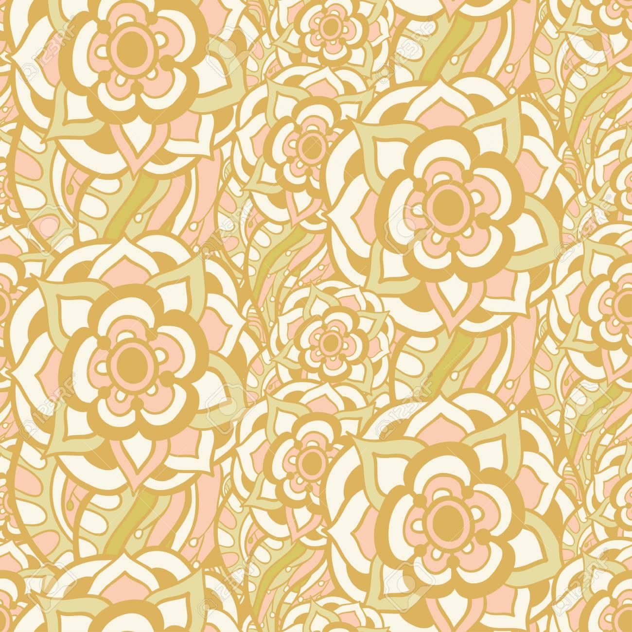 Papier Peint À Motifs en ce qui concerne ornement vintage peut être utilisé pour le papier peint, motifs de