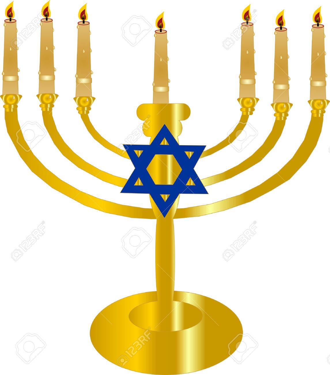 The 7 branch menorah symbol of jewish faith royalty free cliparts the 7 branch menorah symbol of jewish faith stock vector 4225267 biocorpaavc Image collections