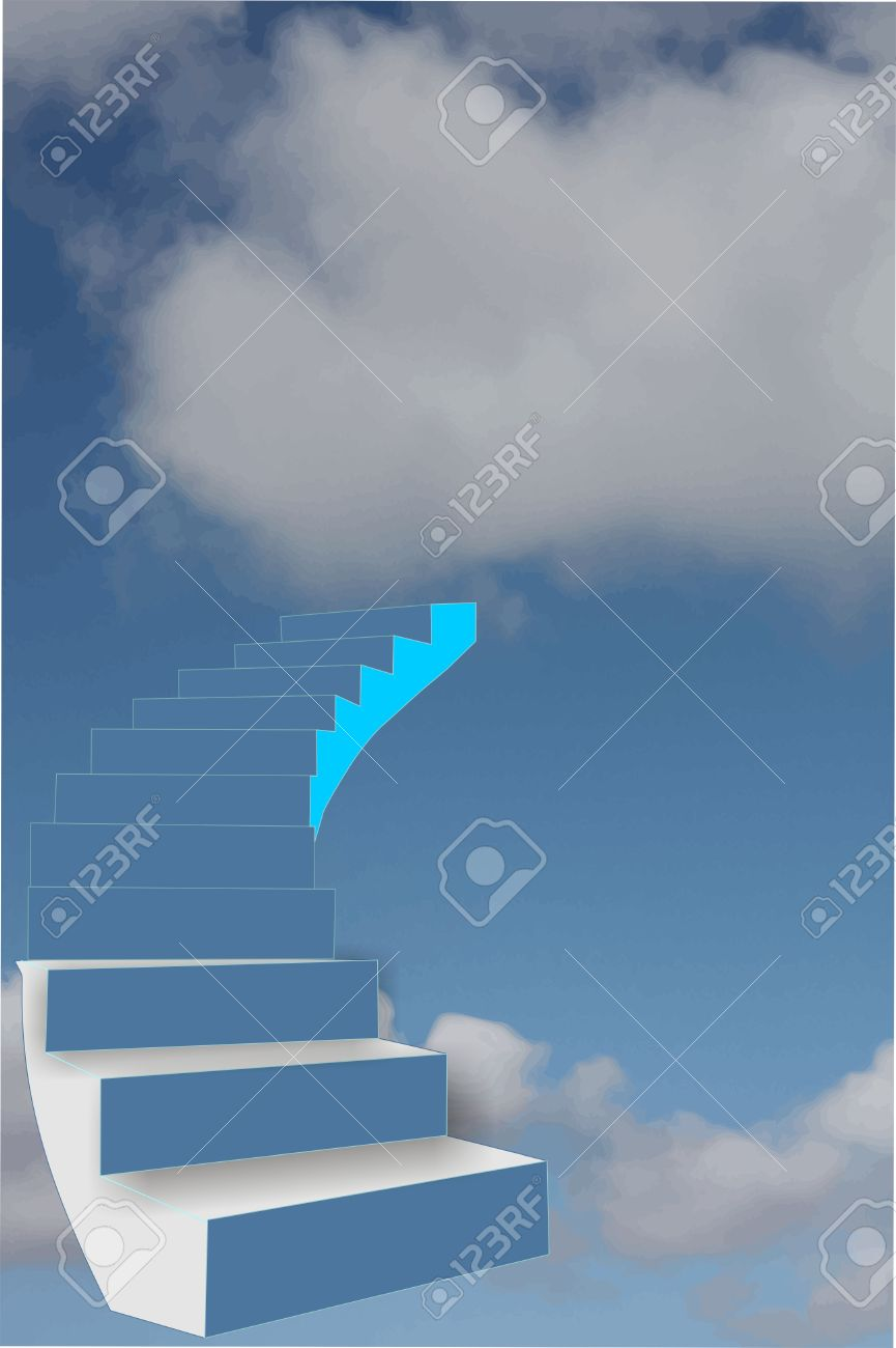 Stairway To The Sky Meaning The Sky Is The Limit In All That