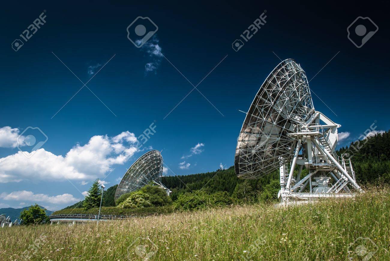 地球局 Aflenz、オーストリア、...