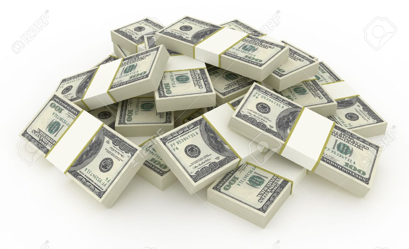Image result for stack of dollar