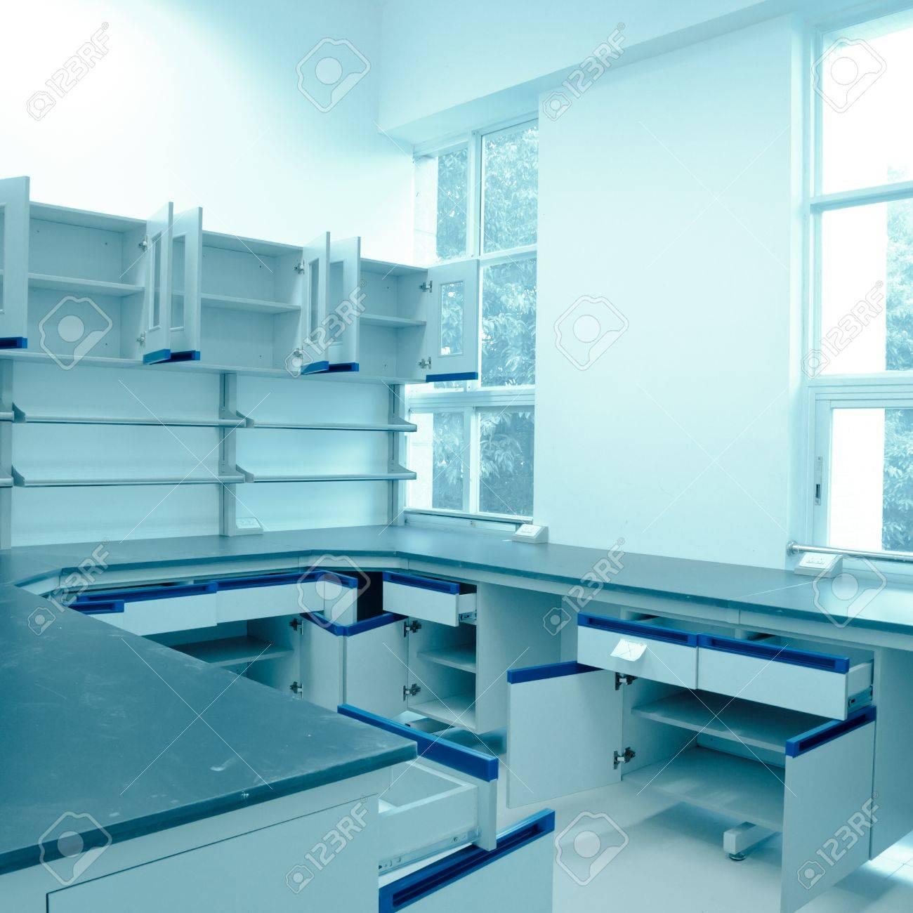 modern laboratory Stock Photo - 11624552