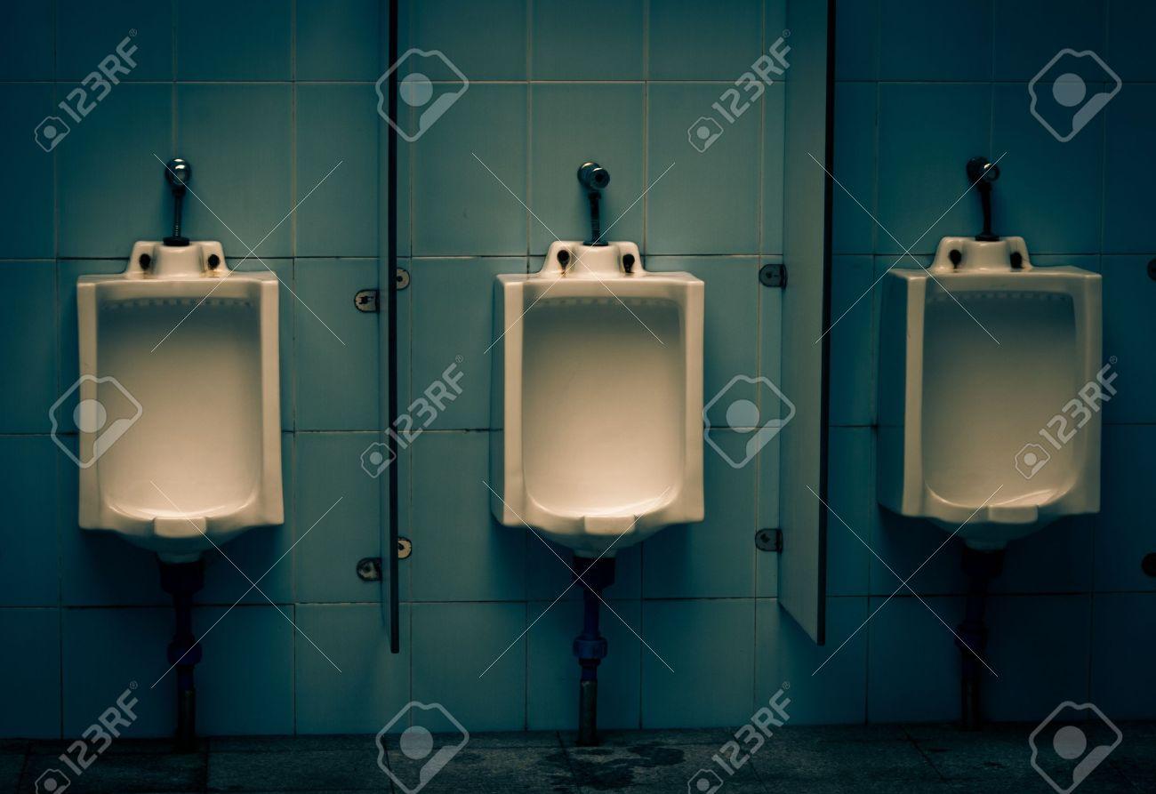 male public toilet Stock Photo - 11911282