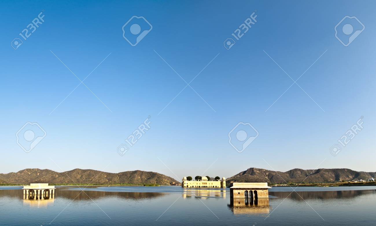 LAKE INDIA Stock Photo - 13135581
