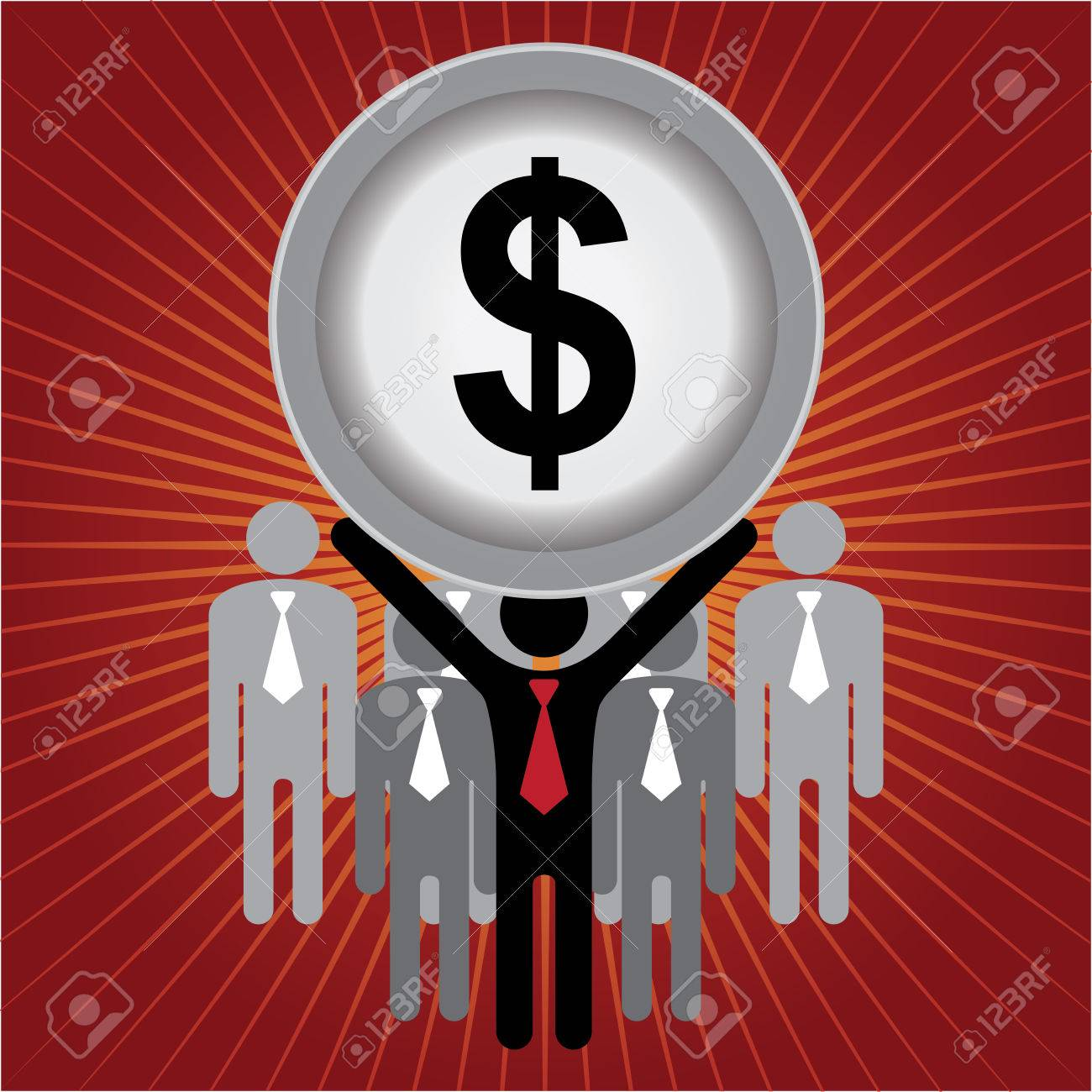 financial operation mlm money working job career or job financial operation mlm money working job career or job opportunity concept present by