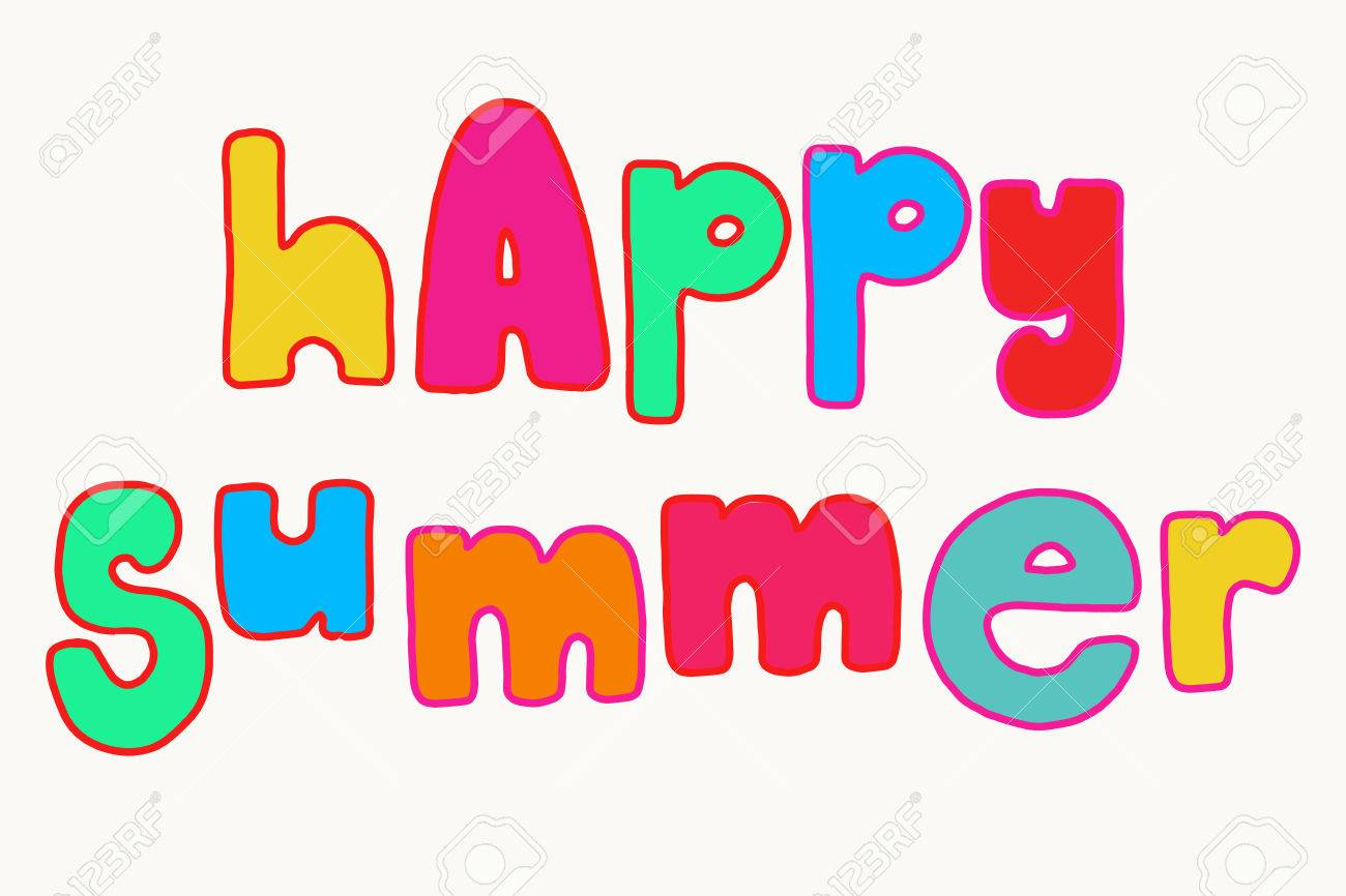 Image result for happy summer clipart free