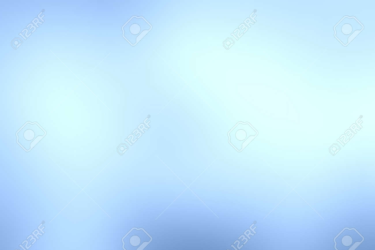 Abstract smooth blur modern background. Neutral vector contemporary backdrop. Light blue pastel wallpaper. - 156619901
