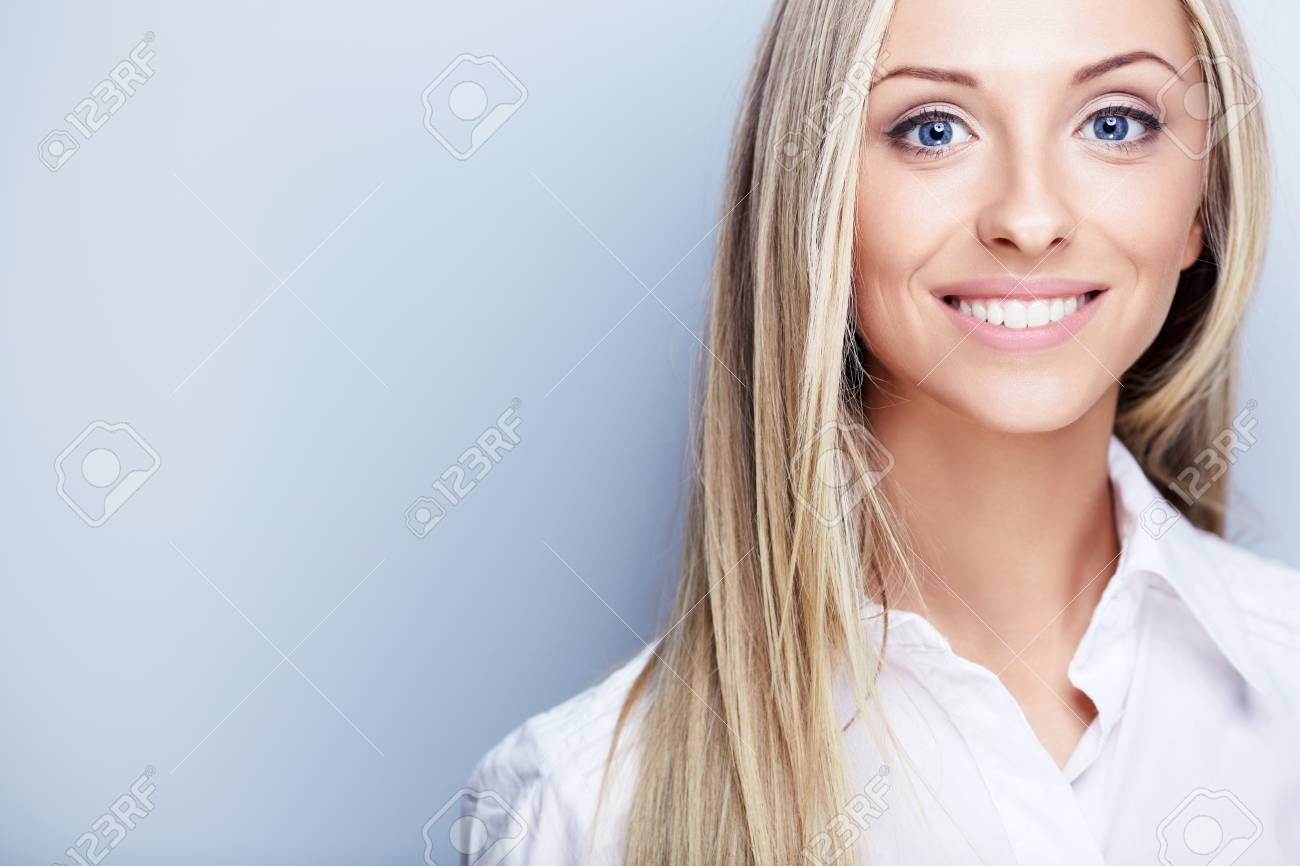 Beautiful young girl in studio Stock Photo - 17758856