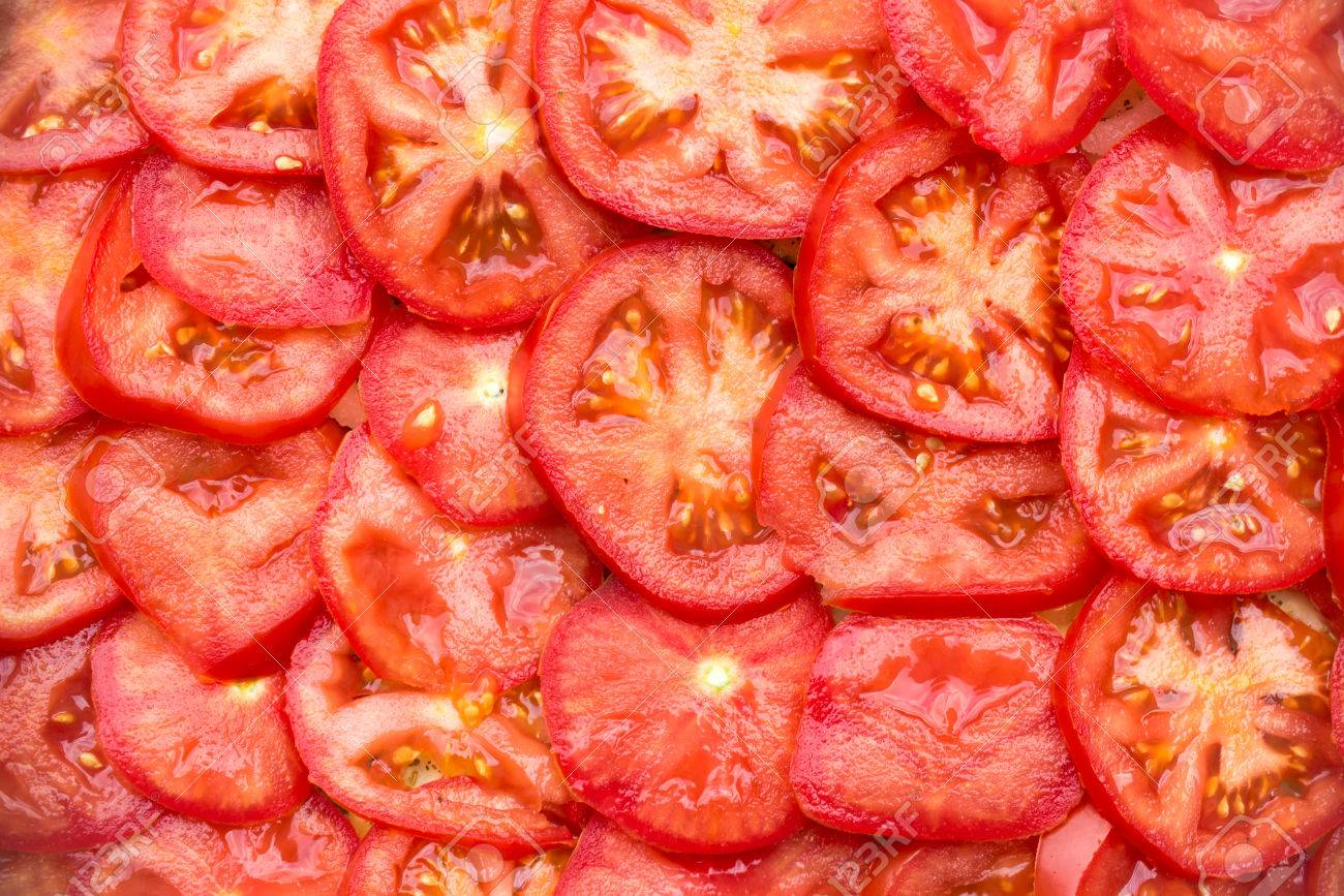 fresh sliced tomato background stock photo picture and royalty free