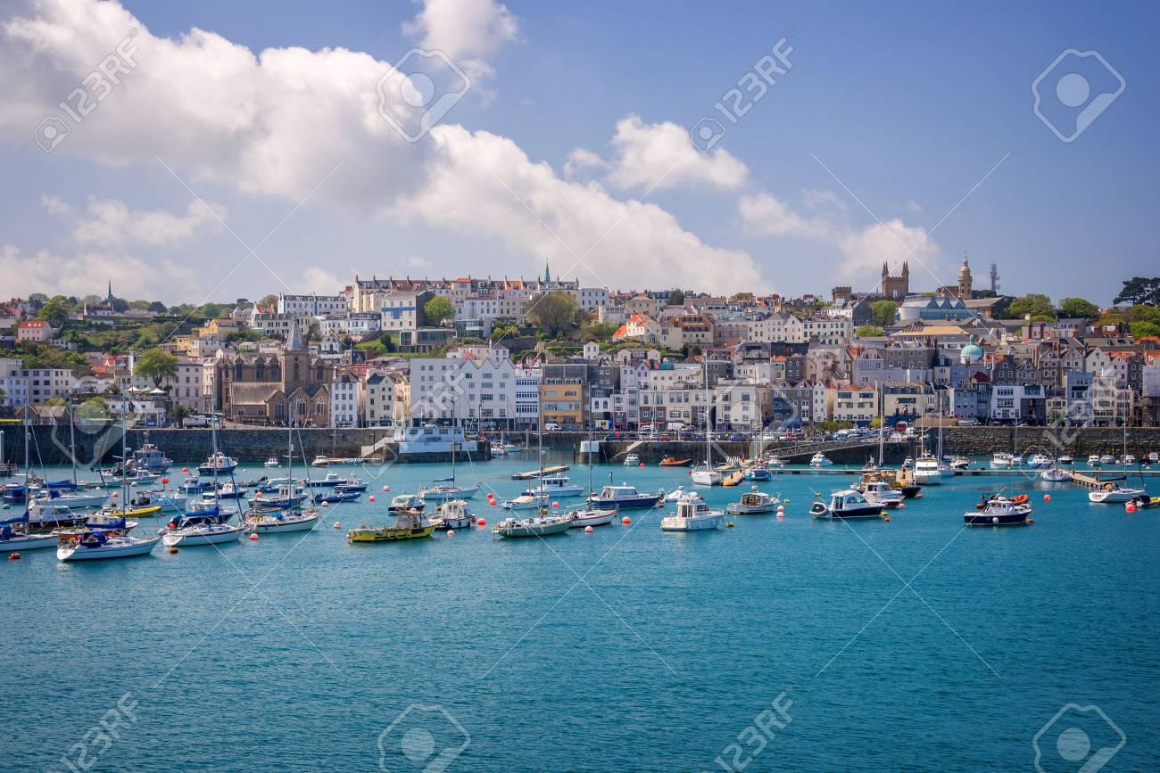 Saint Peter port, Guernsey - 61766278