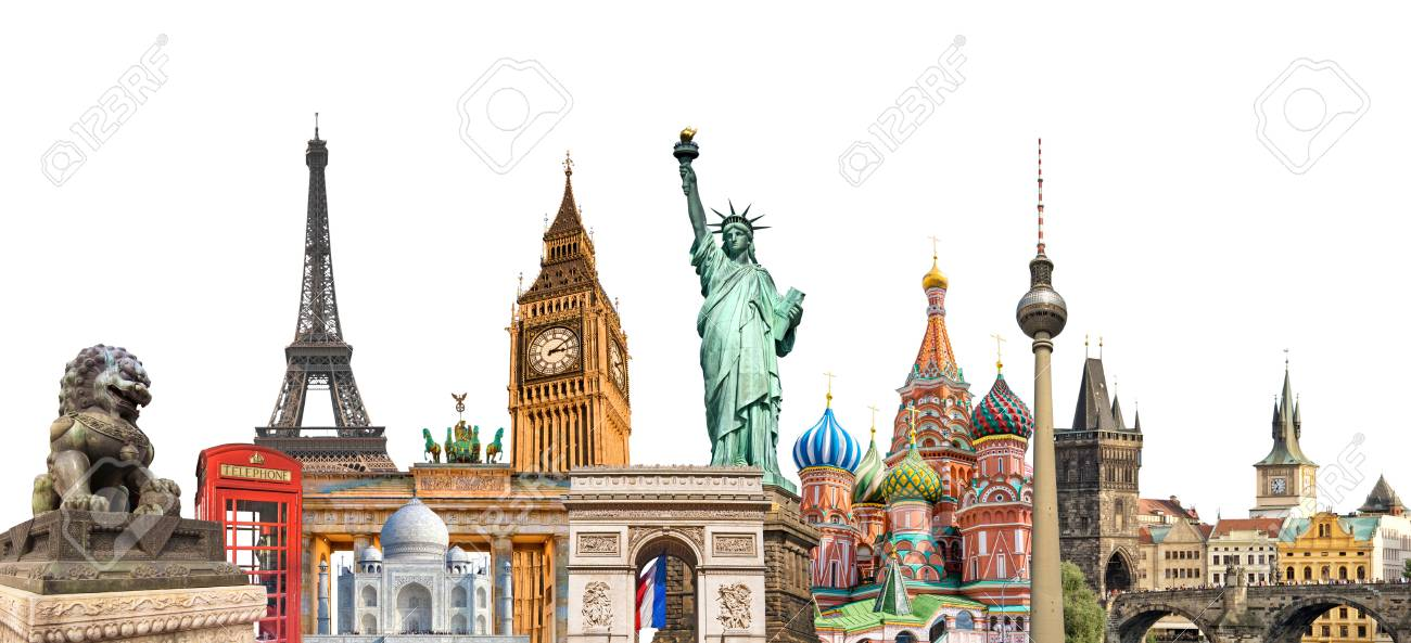 London Collage Postcards Stock Photos And Images - 123RF