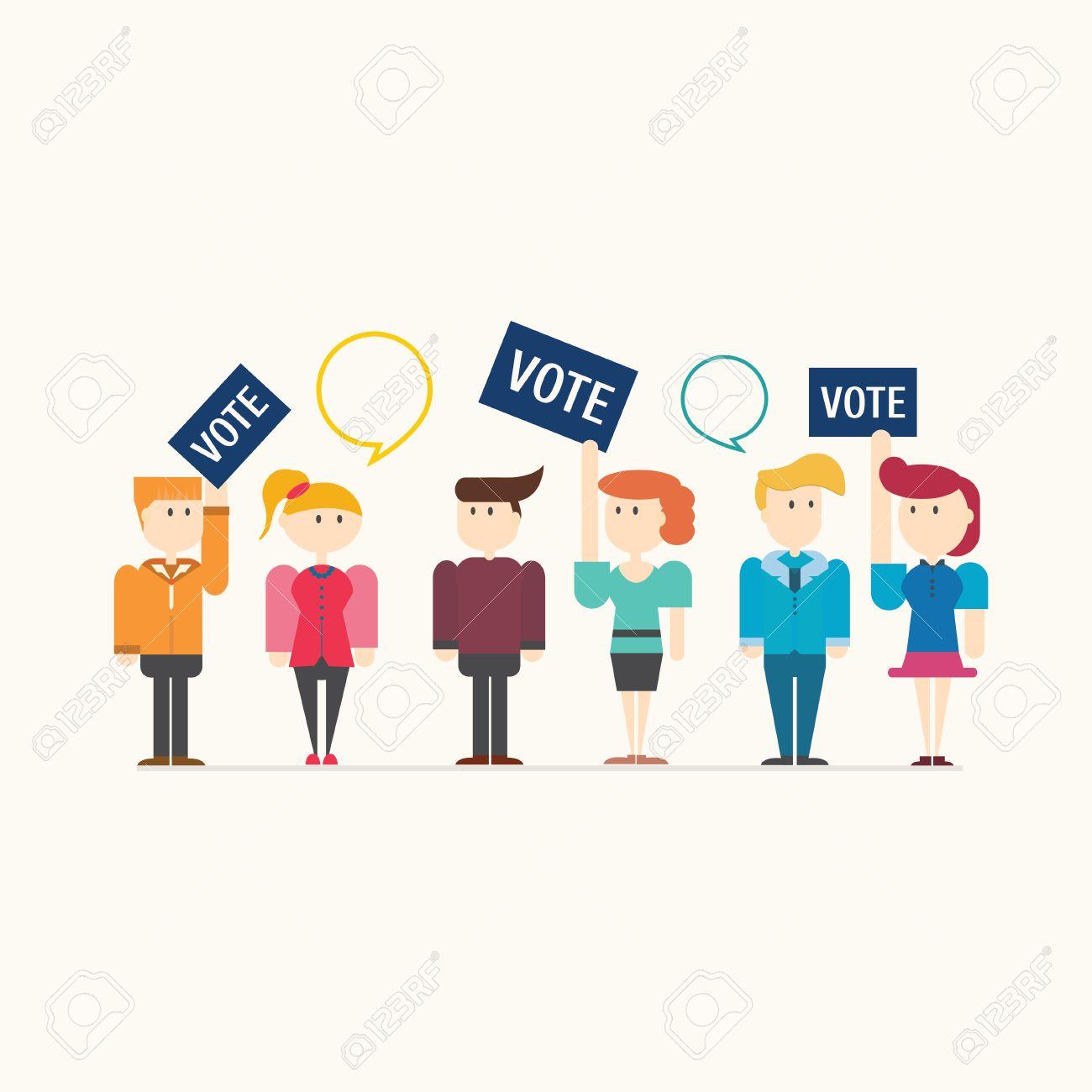 Resultado de imagen de foto de gente votando en elecciones