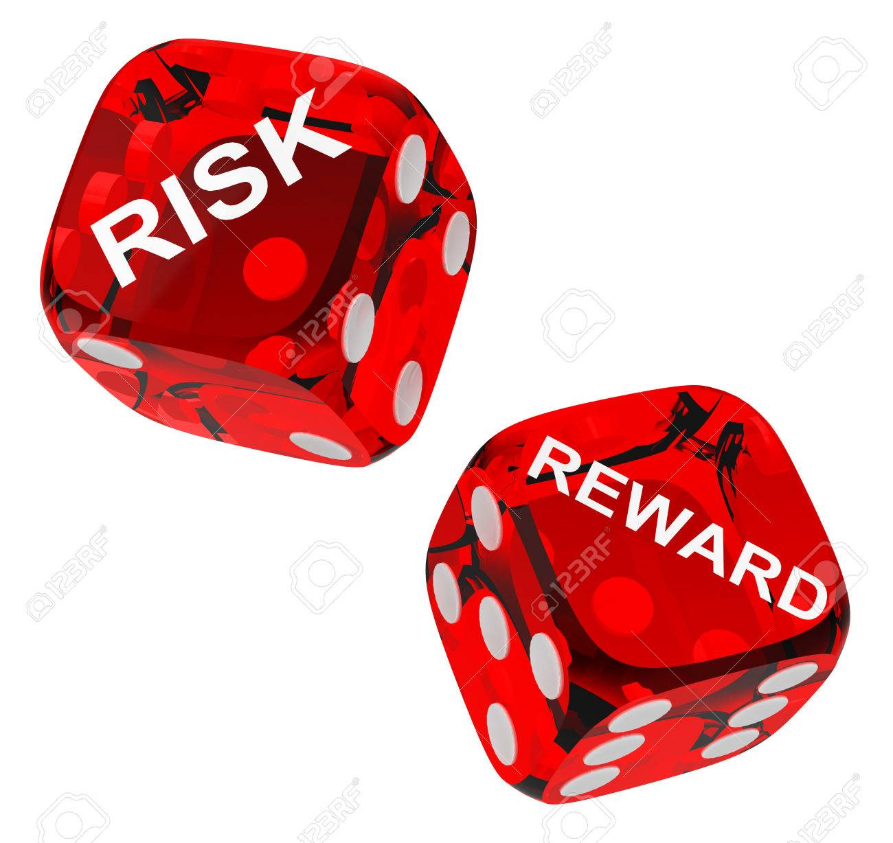 risk and reward dices - 28570394