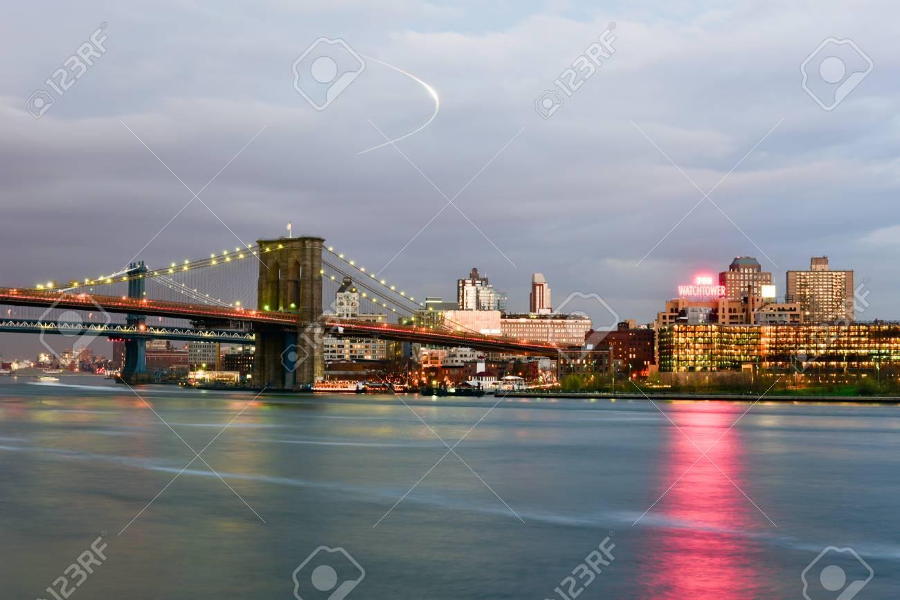 ブルックリン橋、サウスストリー...