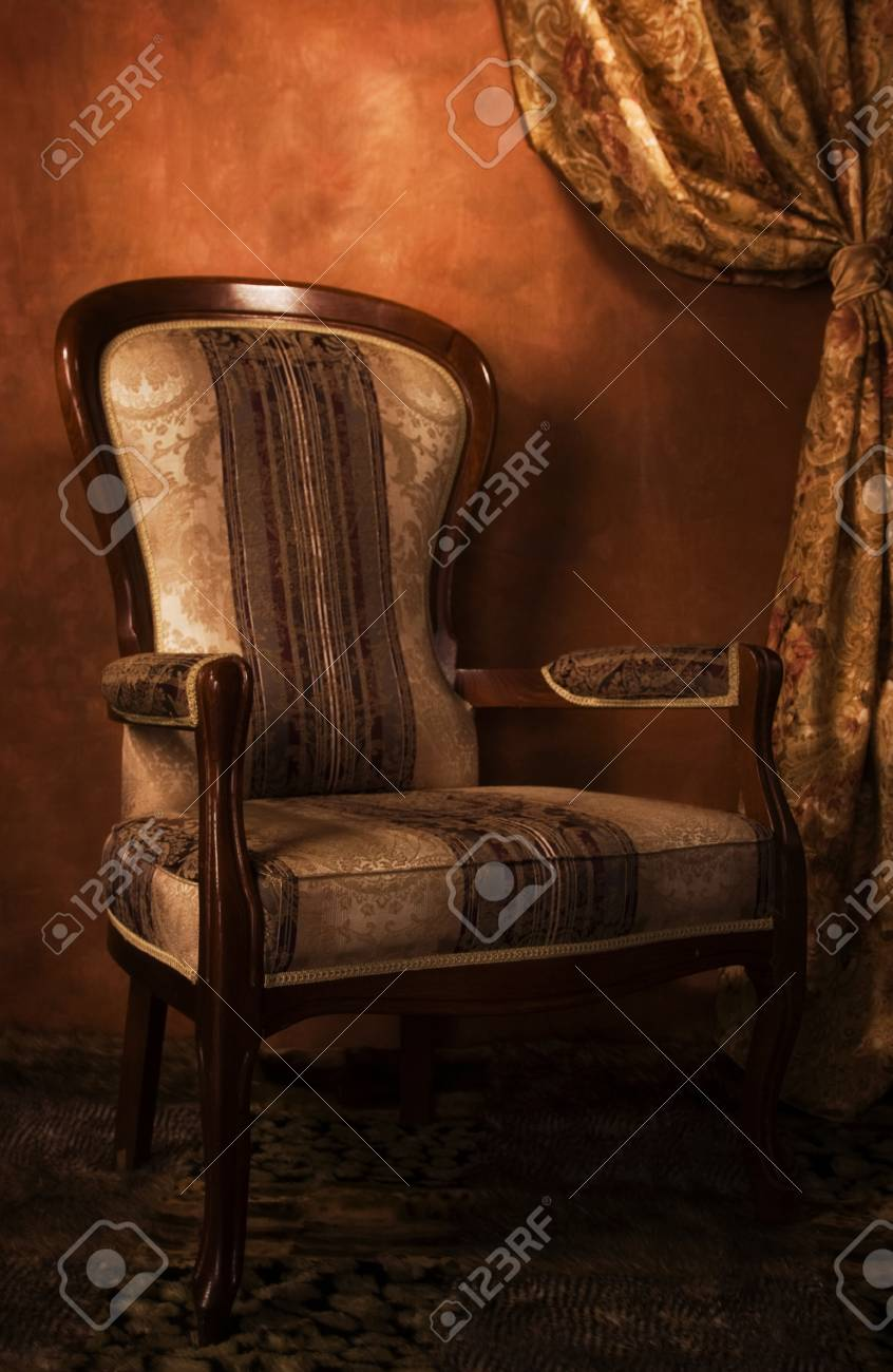 Luxurious interior in the aristocratic style Stock Photo - 8973575