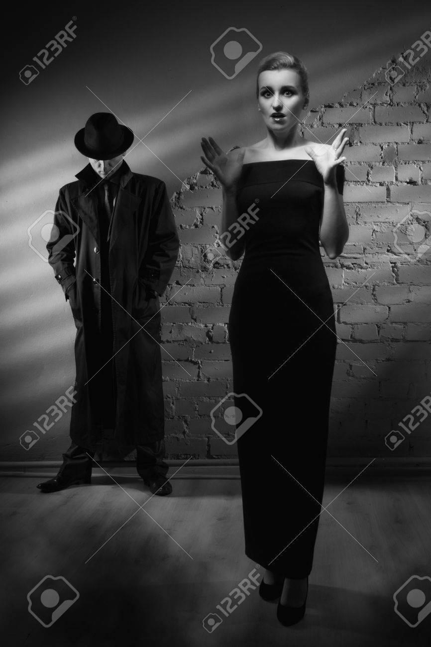 Robe noire le film