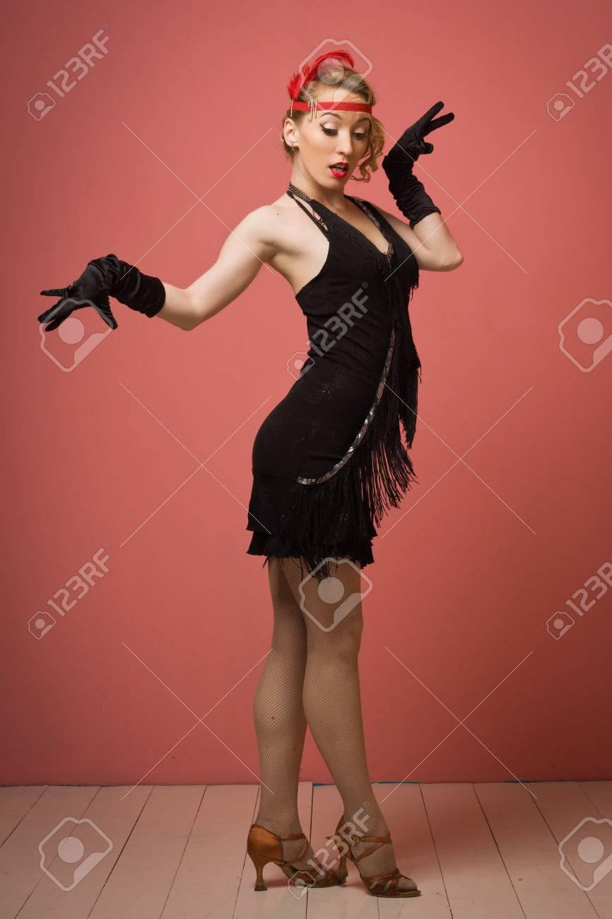 Único Vestidos De Dama De 1920 Inspirada Motivo - Colección de ...