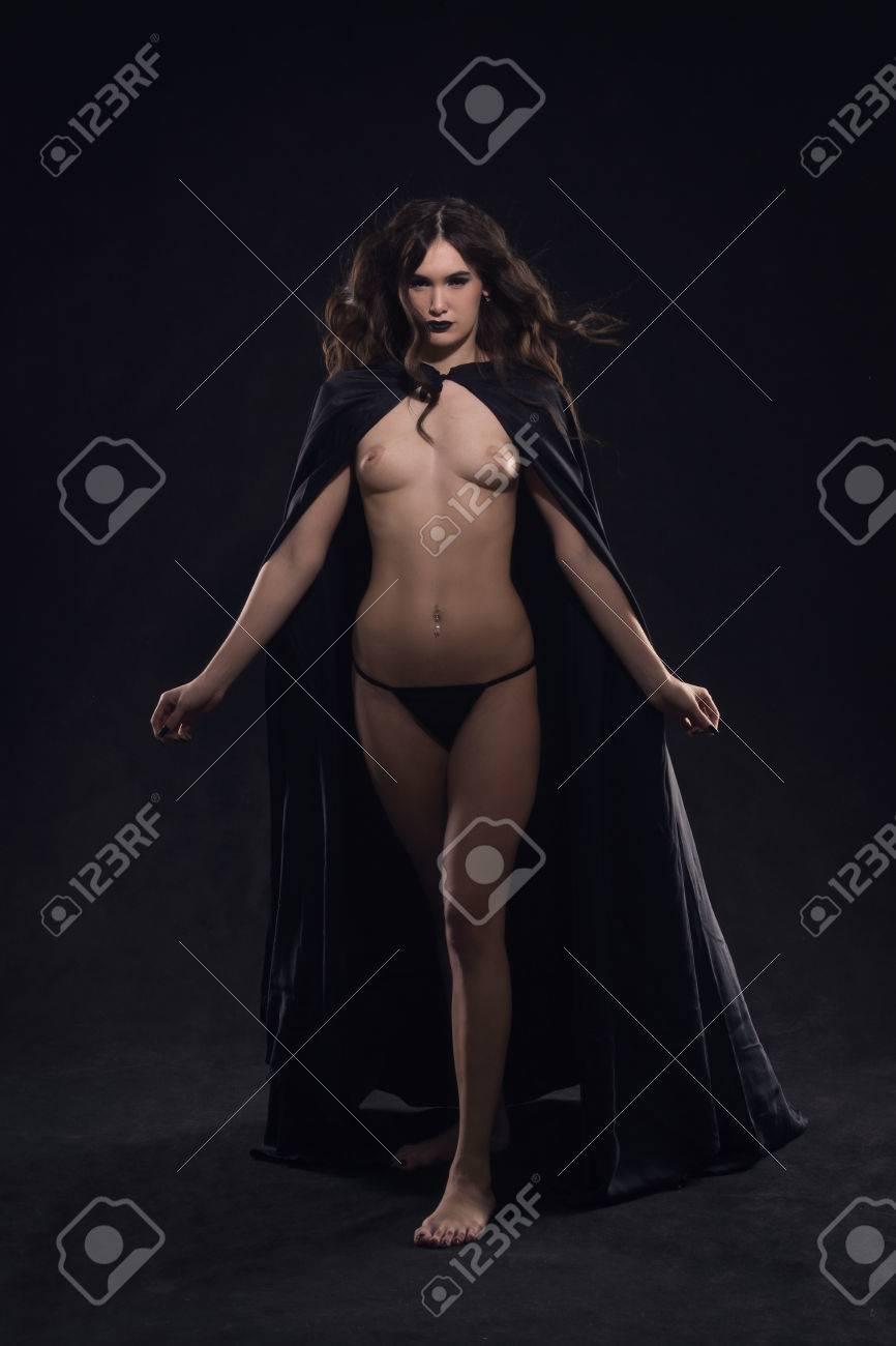 chicas góticas fotos de desnudos