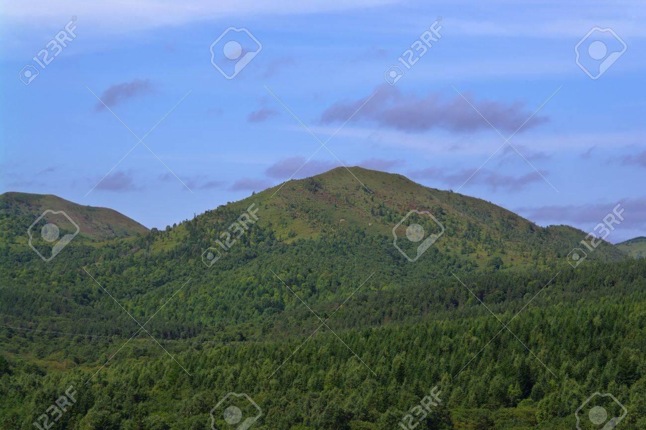 Bald mountain Stock Photo - 17188484