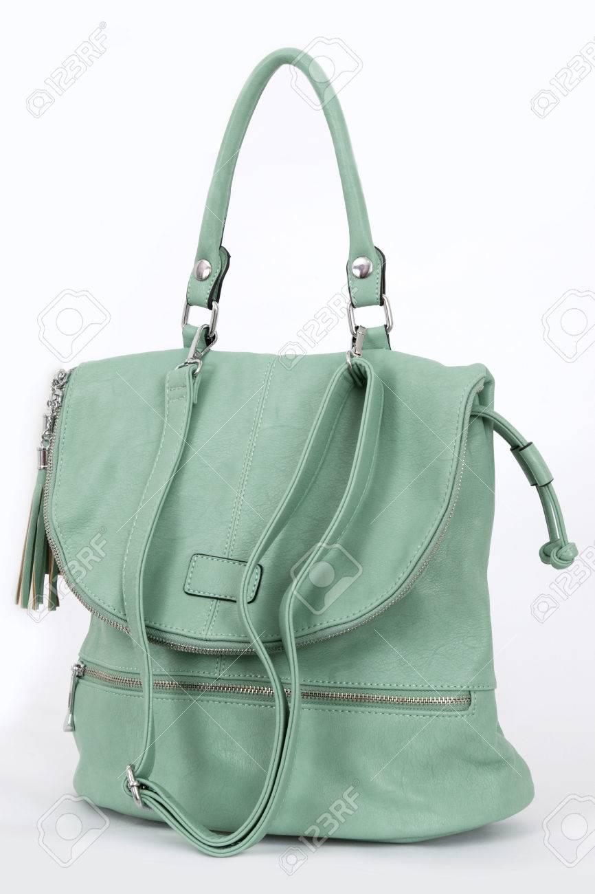 Woman handbag isolated on white background Stock Photo - 25614306