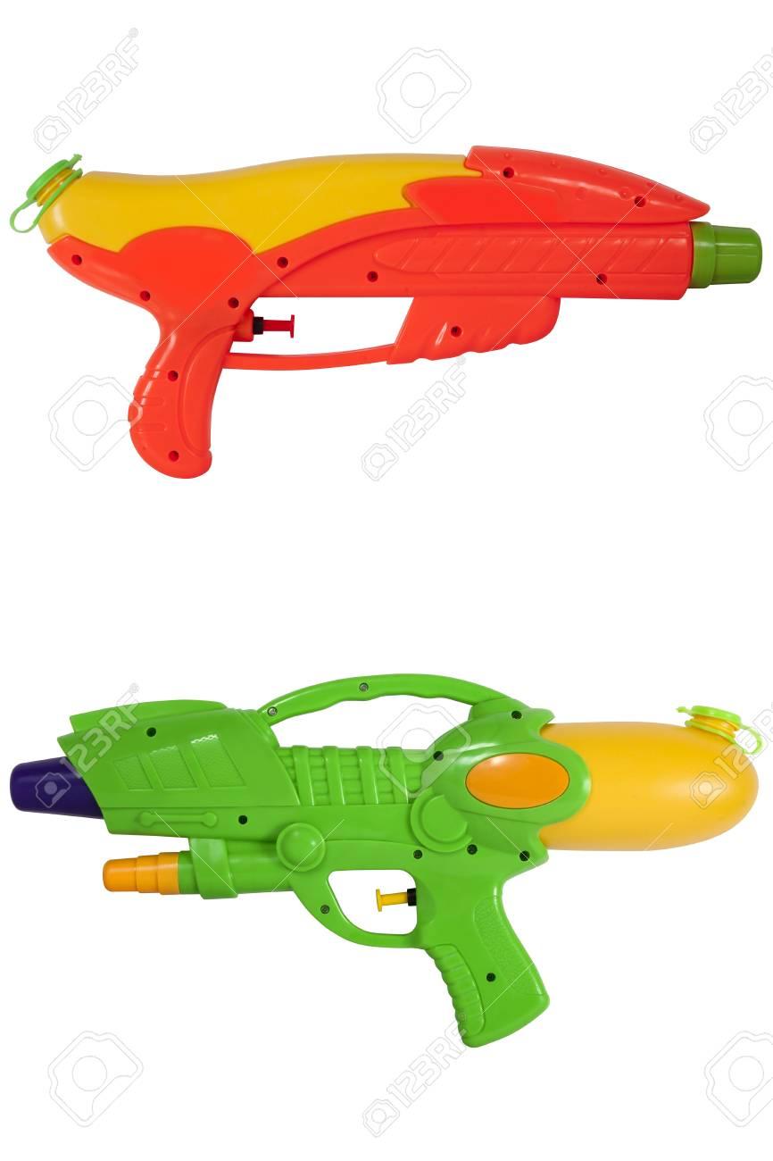 wasser-spritzpistole für die wiedergabe und die bewässerung