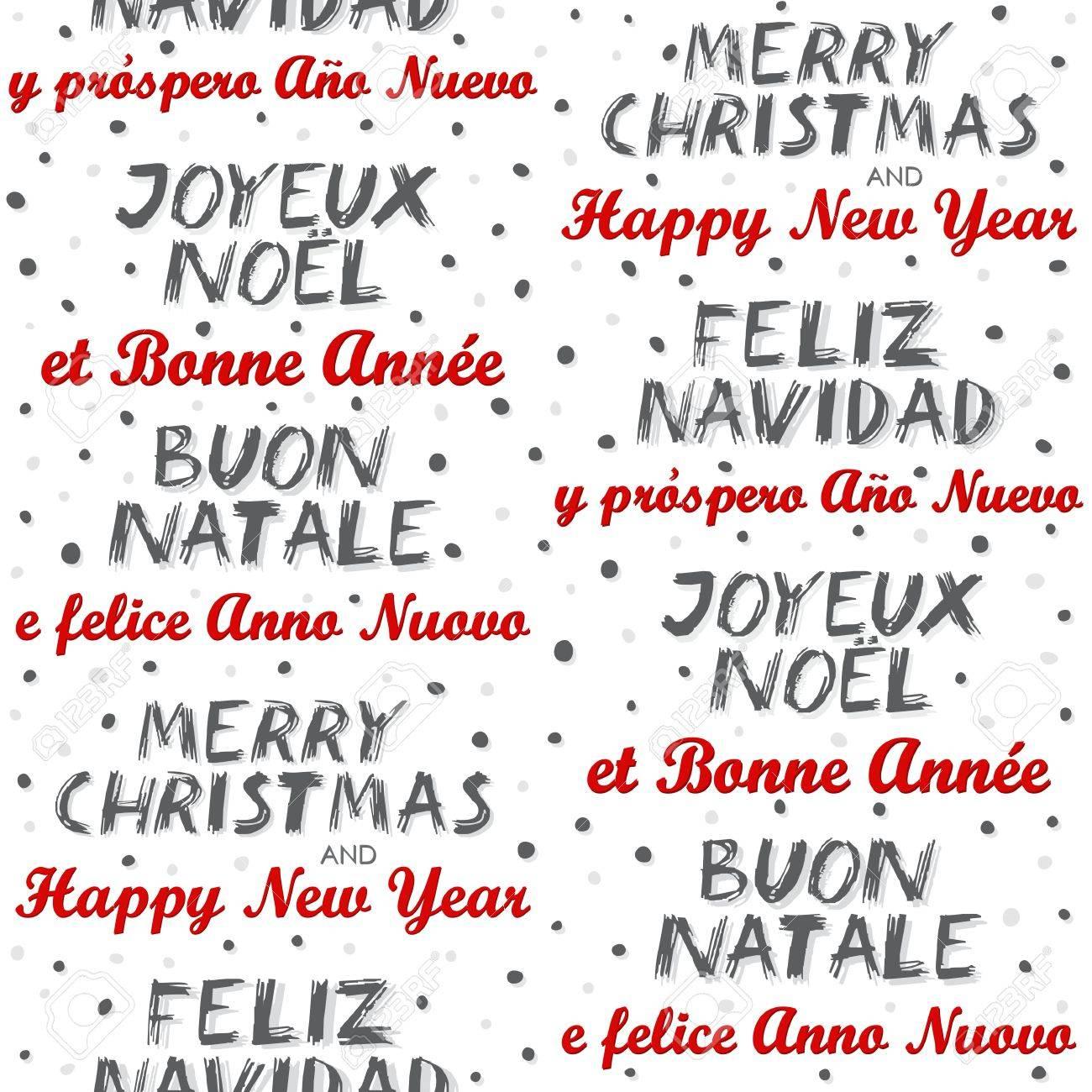 Buon Natale Traduzione In Inglese