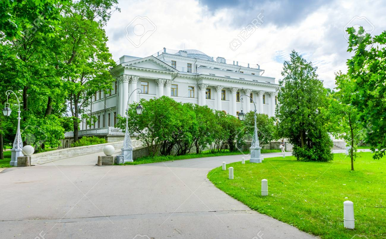 St. Petersburg, Elagin Island: how to get, what to see 4
