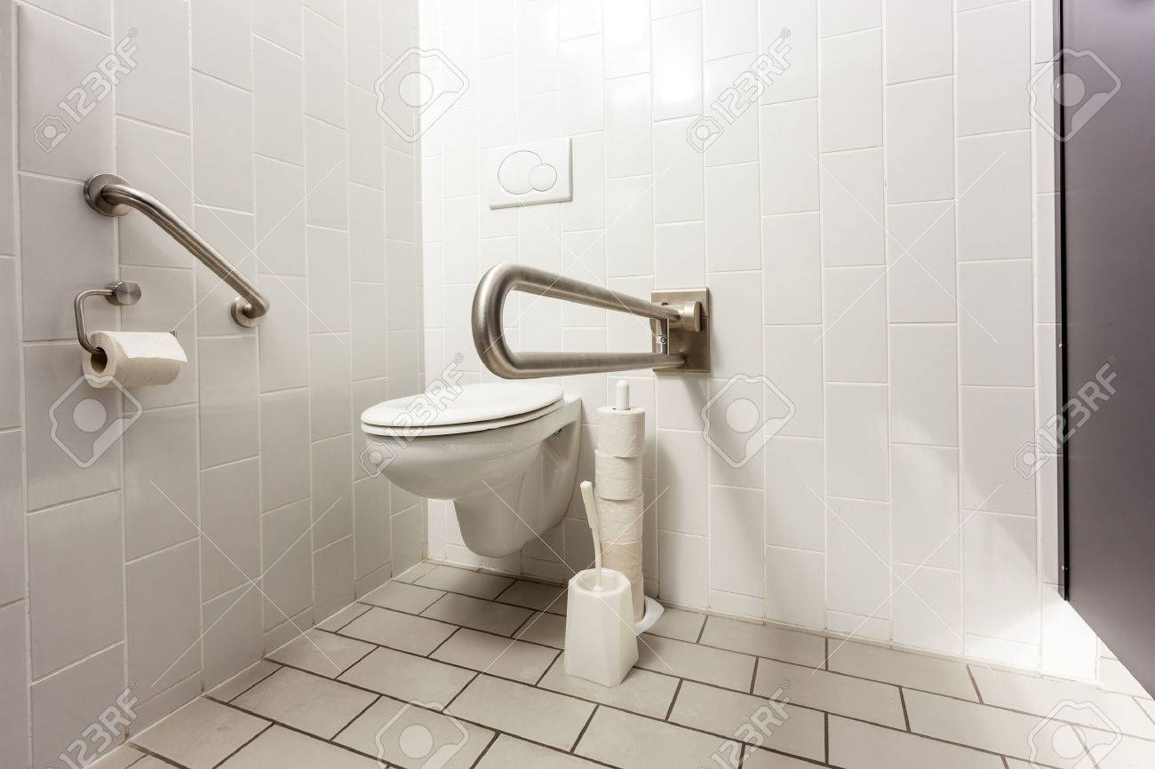 Disabled Toilet Stock Photos Pictures Royalty Free Disabled
