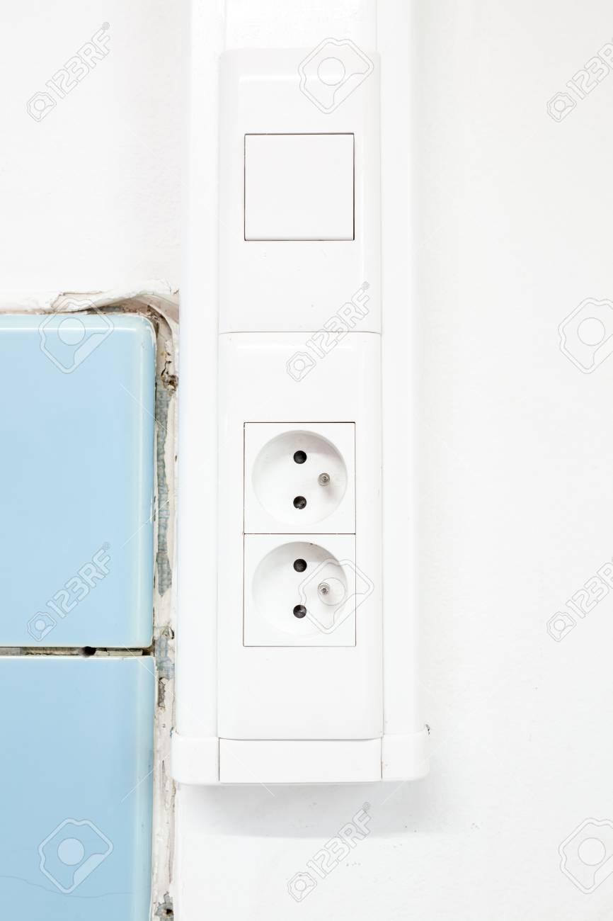 Ausgezeichnet Elektrische Schalter Und Steckdosen Fotos ...
