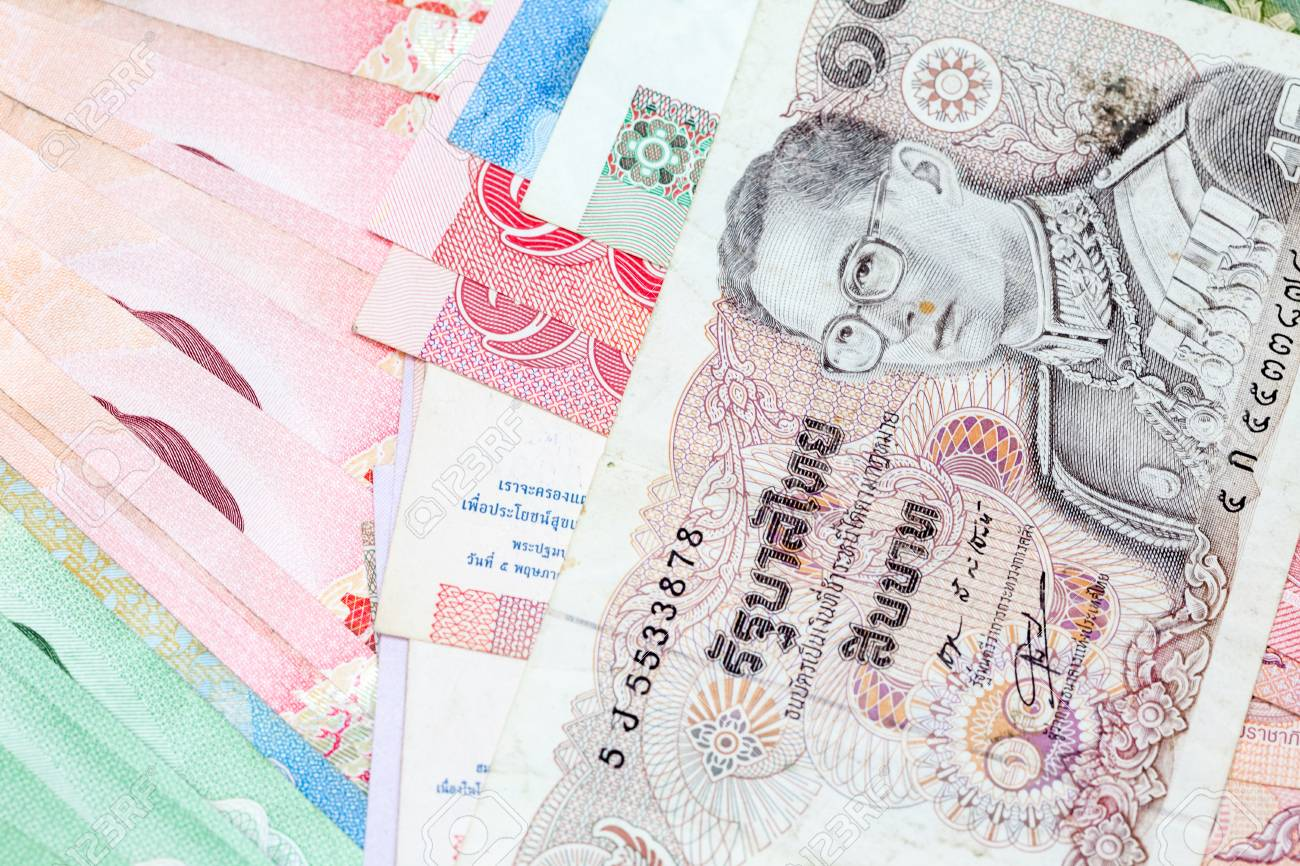 The Thai currency of Thailand is bath, here you will see different