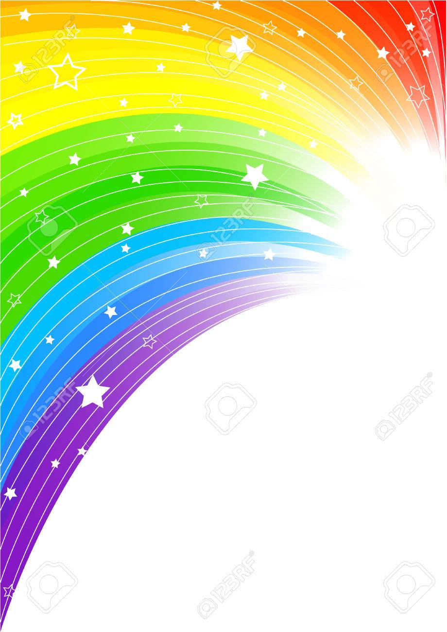 Vector colorful background; clip-art Stock Vector - 5607130