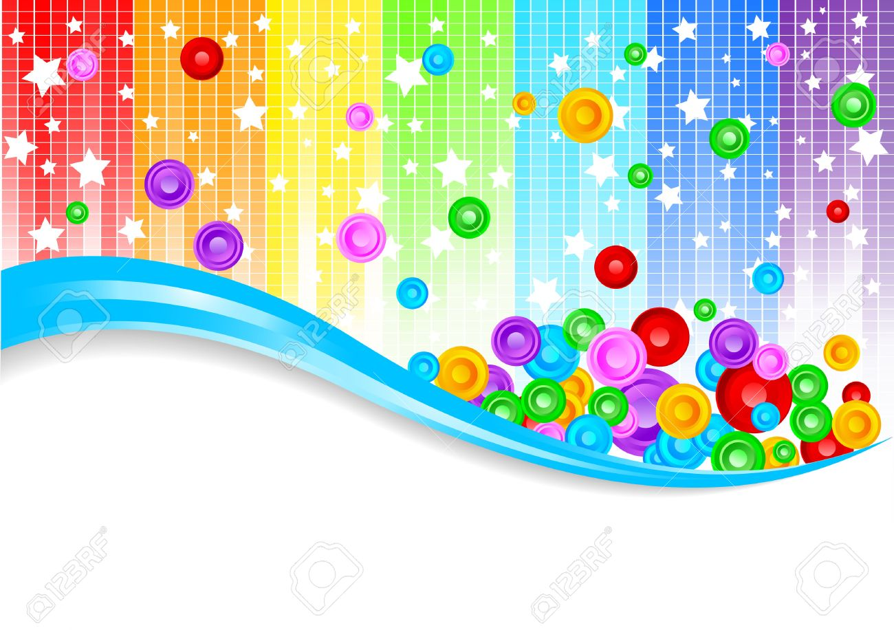vector abstract colorful background clip art royalty free cliparts