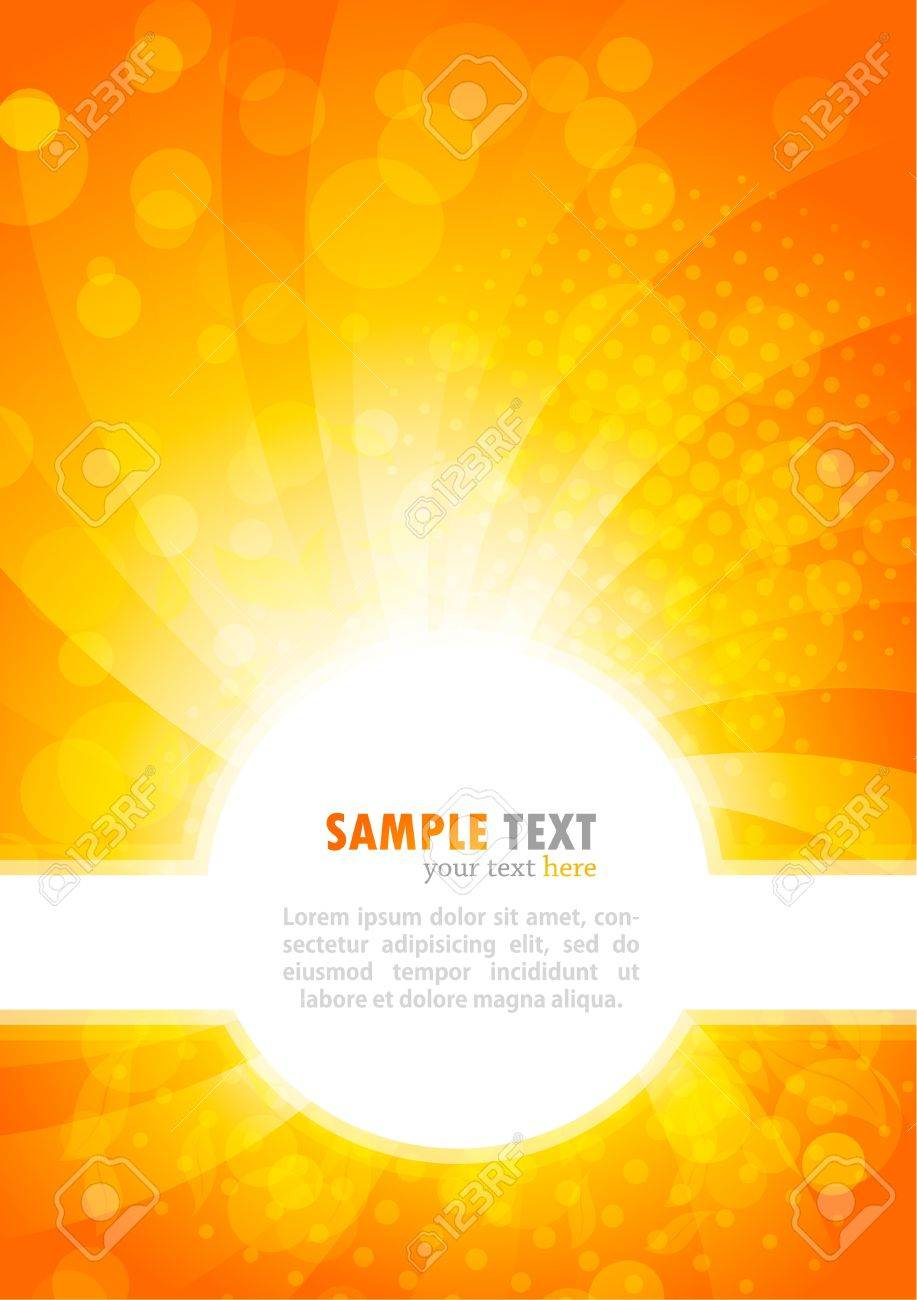 Abstract bright background Stock Photo - 10709403