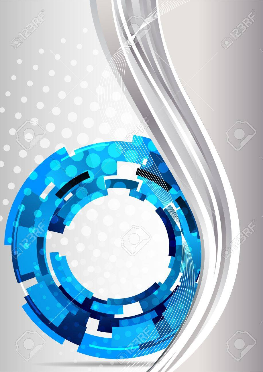 Abstract background Stock Vector - 10709449