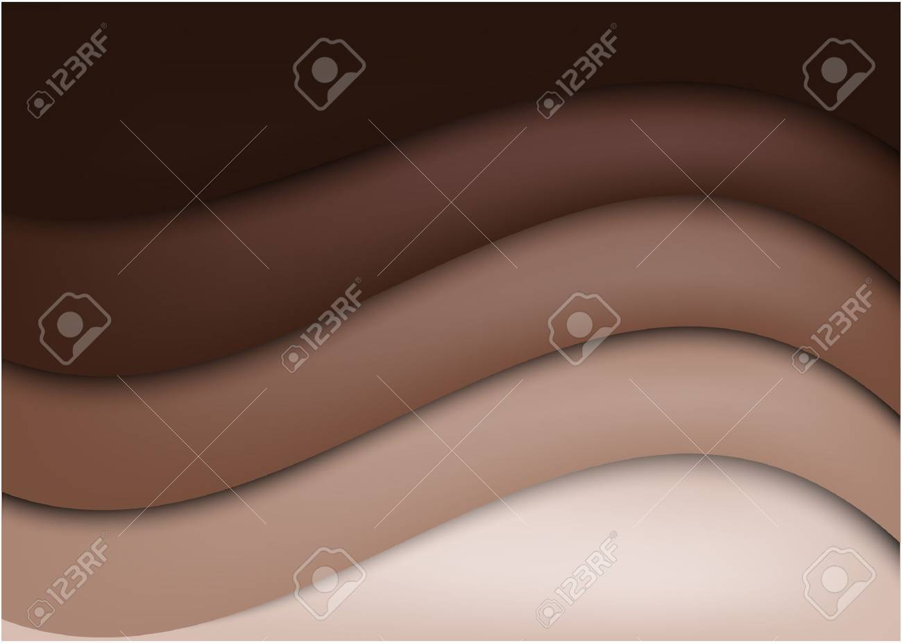 Chocolate background Stock Vector - 15047536