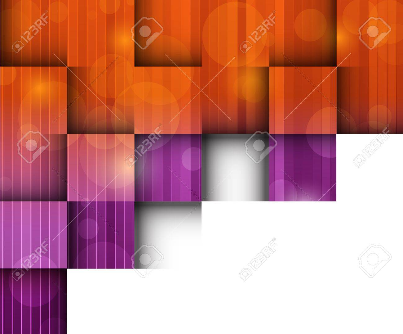 Background with squares Stock Vector - 15047523