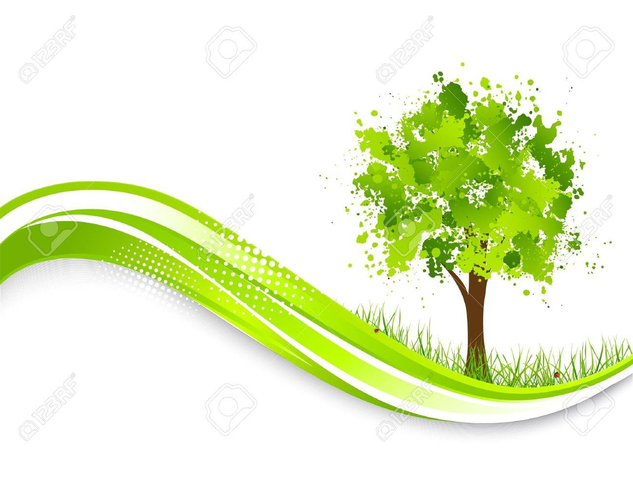 Green Abstract Background Images Background With Abstract Green