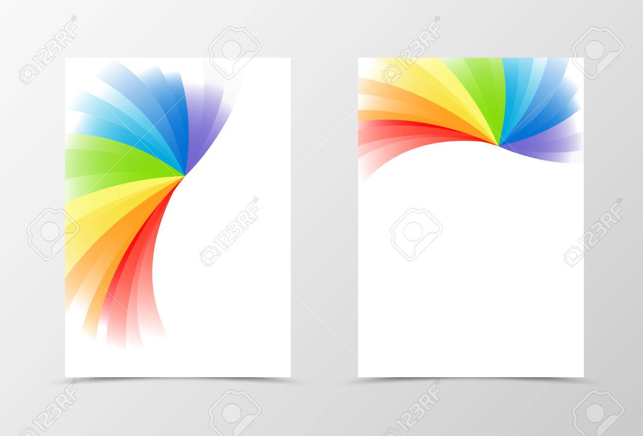 flyer color