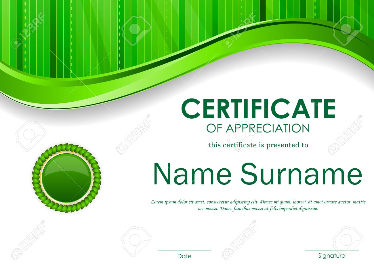 Certificate of appreciation background images certificate design certificate of appreciation template free choice image templates xflitez Image collections