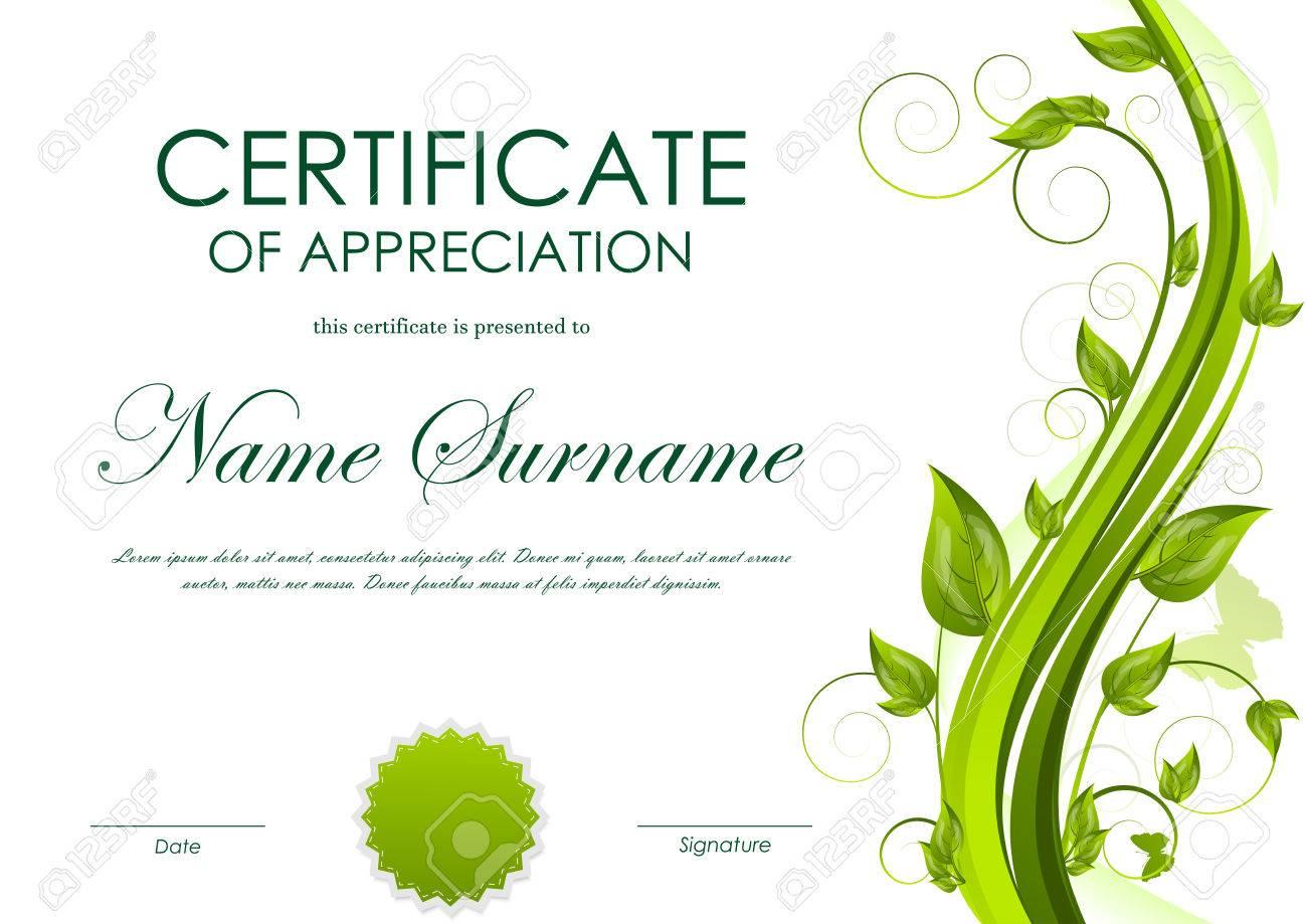 certificado de agradecimiento. certificados y agradecimientos ...
